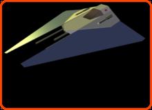 Raumschiff 2 Render